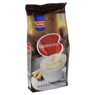 Huismerk Oploskoffie cappuccino navul