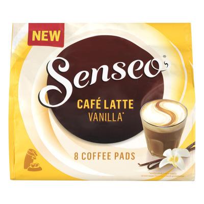Senseo Café latte vanilla koffiepads
