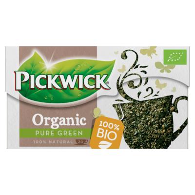 Pickwick Pure Organic Green Biologische Thee 20 Stuks
