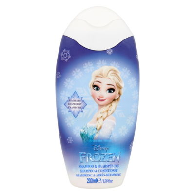 Disney Frozen Shampoo & Conditioner Apple