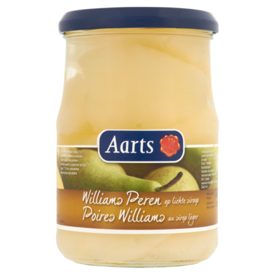 Aarts Witte Williams peren