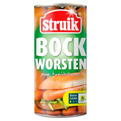Struik Bockworst 8 stuks