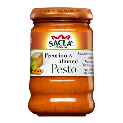 Sacla Pesto pecorino & almond