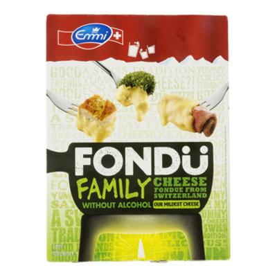 Emmi Family fondue