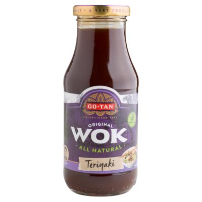 Go-Tan Woksaus teriyaki