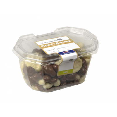 Jan Linders Chocolade mix