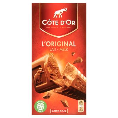 Cote d'Or Tablet melk