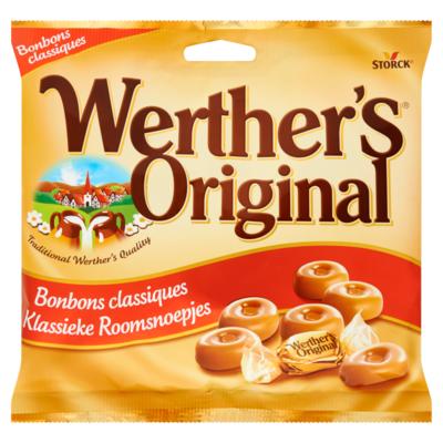 Werther's Klassieke Roomsnoepjes 175 g