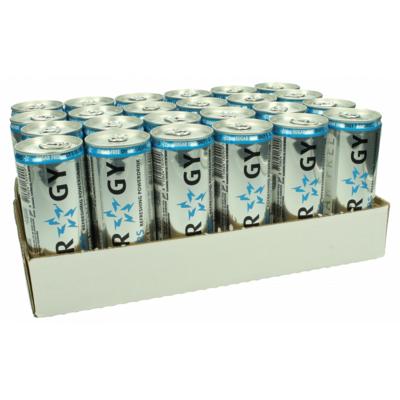 Slammers Energy drink light 24 x 25cl