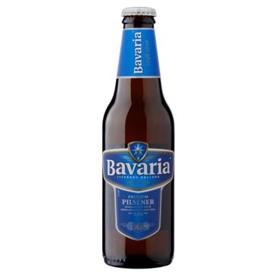 Bavaria Premium Pilsener 5.0% Fles Bier 30 cl