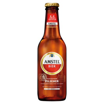 Amstel Pils easy bottle