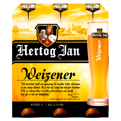 Hertog Jan Weizener 6x30 cl