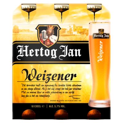 Hertog Jan Weizener 6x30 cl
