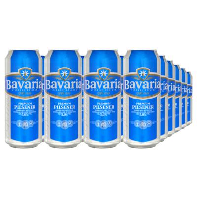 Bavaria Bier 24 x 50cl