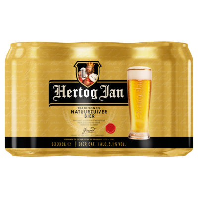 Hertog Jan Pilsner 6x 33cl