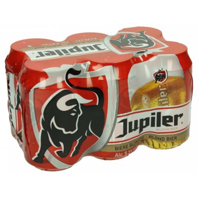 Jupiler Bier 6x 33cl