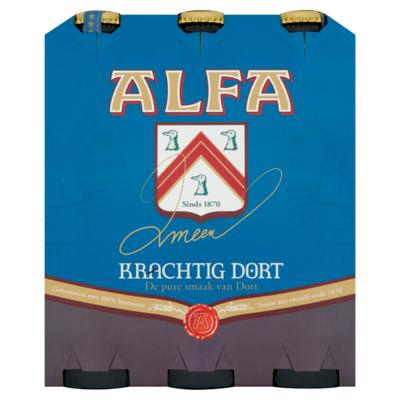 Alfa Krachtig Dortmunder 6 x 30cl