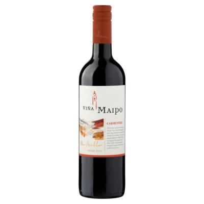 Vina Maipo Carmenere Rood 0,75 L