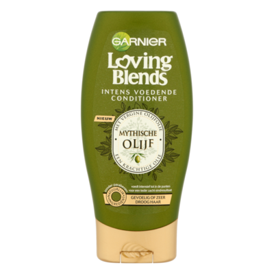 Garnier Loving Blends Intens Voedende Conditioner Mythische Olijf