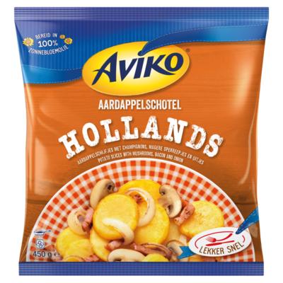 Aviko Aardappelschotel Hollands 450 g
