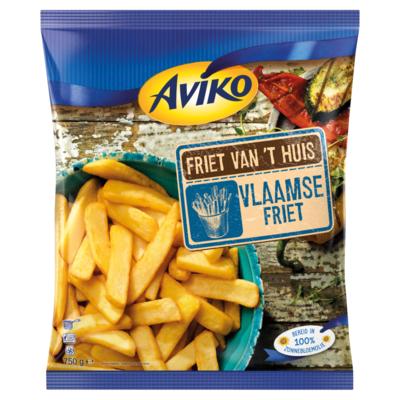 Aviko Friet van 't Huis Vlaamse Friet 750 g