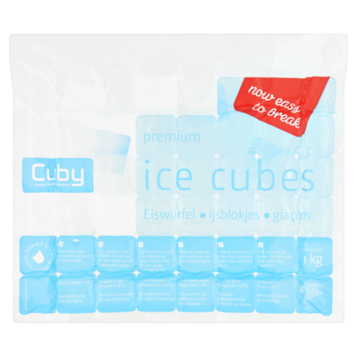 Cuby Ice cube's