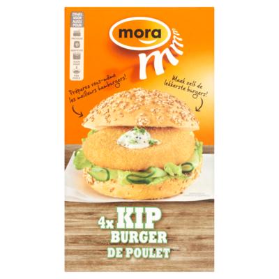 Mora Kipburger 4x 70 gram