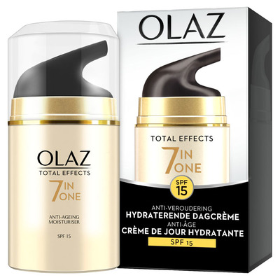 Olaz Total effects hydr. dagcrème SPF 15
