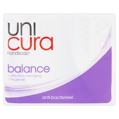 Unicura Balance Tabletzeep 2 x 90 g