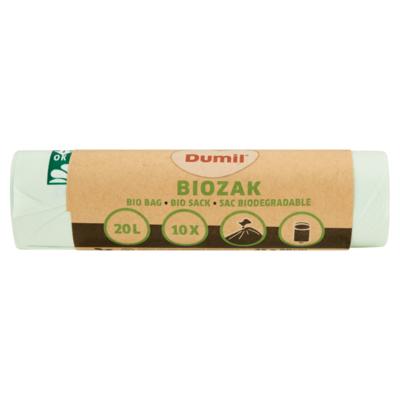 Dumil Biobak zakken 20 liter