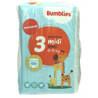 Bumblies Luiers midi 4-9 kilogram
