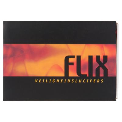 Flix Veiligheidslucifers 240 Stuks