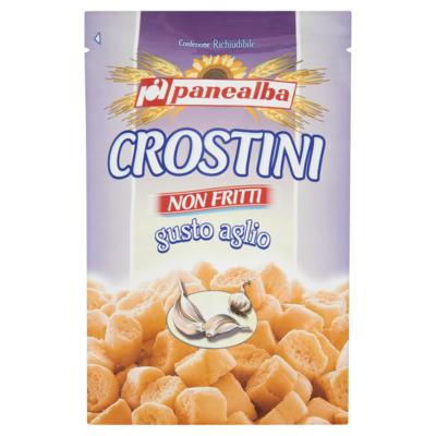 Panealba Crostini met knoflook