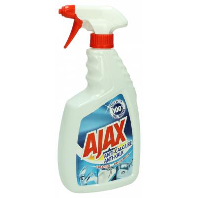 Ajax Badkamerspray anti kalk