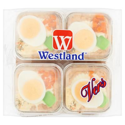 Westland Rundvleesslaatje 4x 140 gram