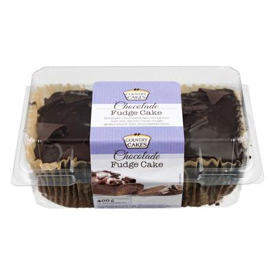 Interbakery Country cake chocolate fudge