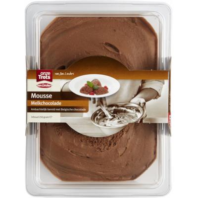Onze Trots Melkchocolade mousse