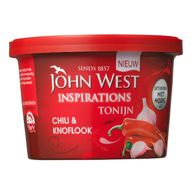 John West Inspirations tonijn chili & knoflook