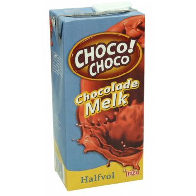 Choco Choco Chocolademelk halfvol