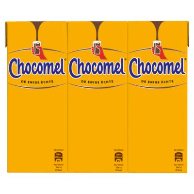 Chocomel Vol Multipack 6 x 200 ml