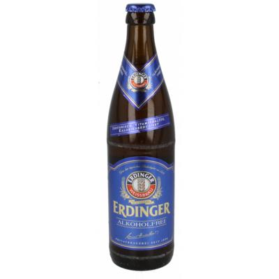 Erdinger Weissbier alcoholvrij