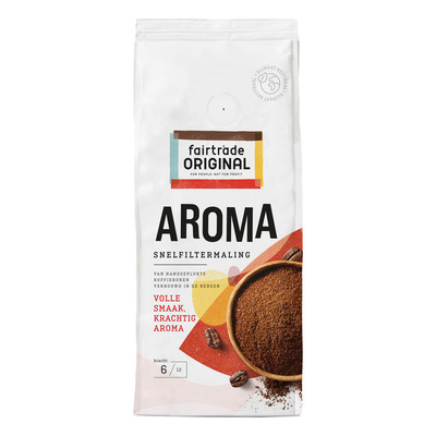Fairtrade Original Koffie aroma snelfilter