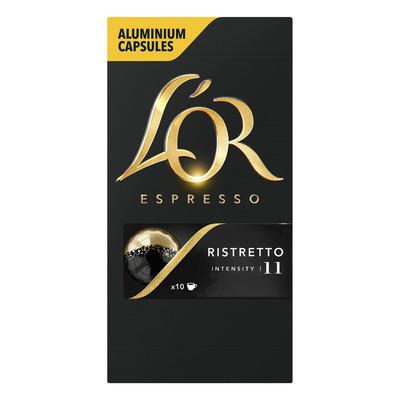 L'OR Espresso ristretto koffiecapsules