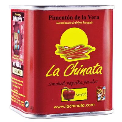 La Chinata gerookte paprikapoeder zoet