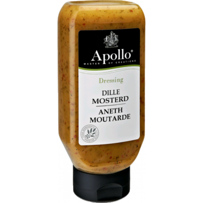 Apollo Mosterd dille dressing