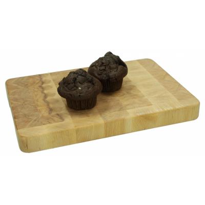 Korengoud Chocolade muffin