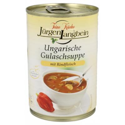 Jurgen Langbein Luxe Hongaarse goulashsoep