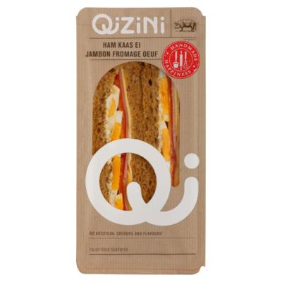 Qizini Sandwich gezond