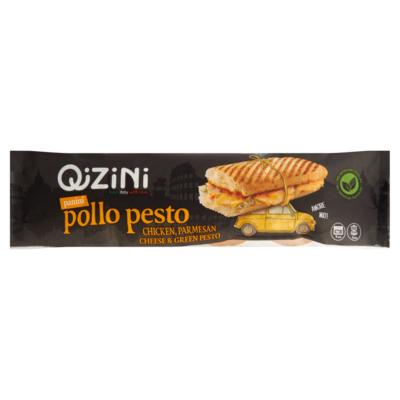 Qizini Panini Pollo Pesto 160 g