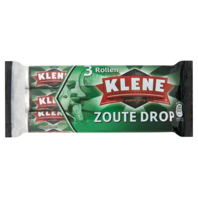 Klene Zoute drop 3-pack